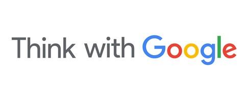 Think with Google logo